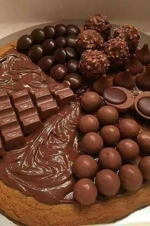 Nous sommes le vrais chocolat