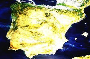 Una loca en un mundo de locos: ¡Bienvenidos en España!