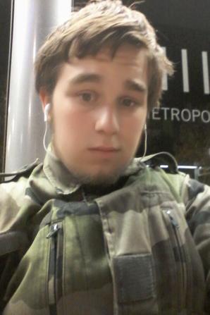 moi en militaire