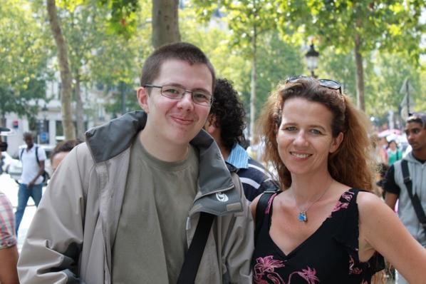 Rencontre avec Kate-lyne 2011