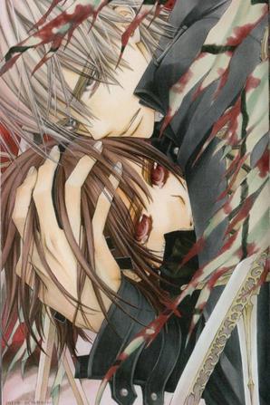 Nouveaux image Vampire Knight (3)