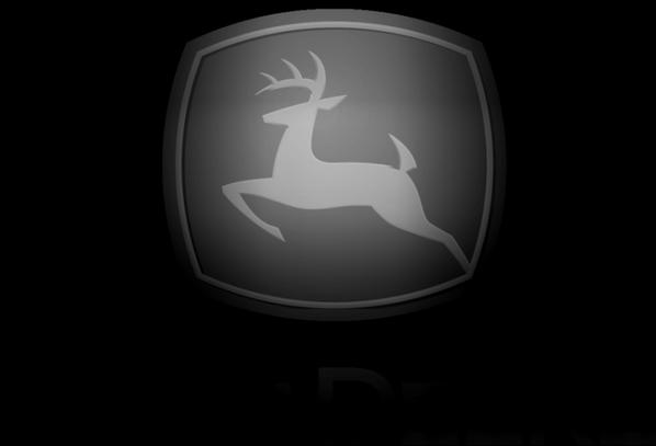 modif sur le fanion john deere