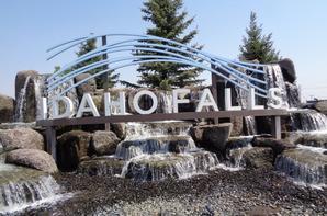 Mercredi 15 août 2018 Idaho Falls (ID) J1 ,ensoleillé de 9 à 32°C.