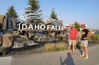 Mardi 14 août 2018 Idaho Falls (ID); photos la suite n°3