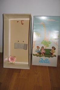 poupée bella en boite à vendre