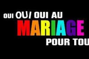 Mariage pour tous !