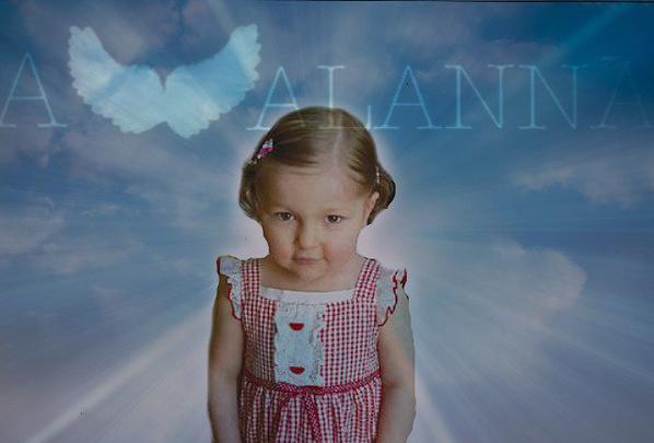 Notre Petit Ange , Avalanna <3.