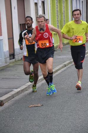 31 DEC 2012 FREVENT SUR LE PARCOURS DES 10 KMS