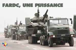 Saisie des matériels militaires des Fardc au Zimbabwe : une intox signée par ceux qui veulent dupliquer l'expérience zimbabwéenne en RDC