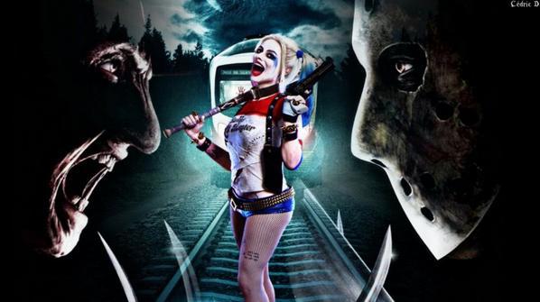 montage que j'ai fais sur Freddy vs Harley vs Jason