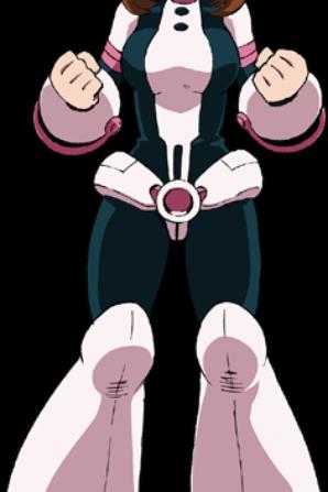 Cosplay d'Ochako Uraraka (Boku No Hero Academia)