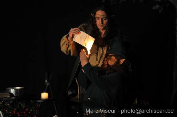 Photos Sute : Le Puits Enchanté (Spectacle de Magie Médiéval Fantastique)