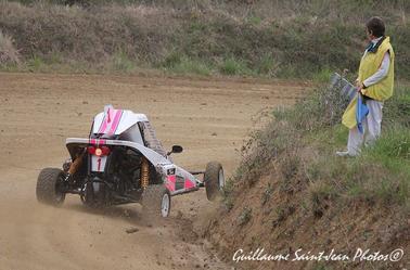 1er course amicale de minzac le 30/03/2014