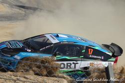 championnat de france de rallycross 2014 round 4 faleyras