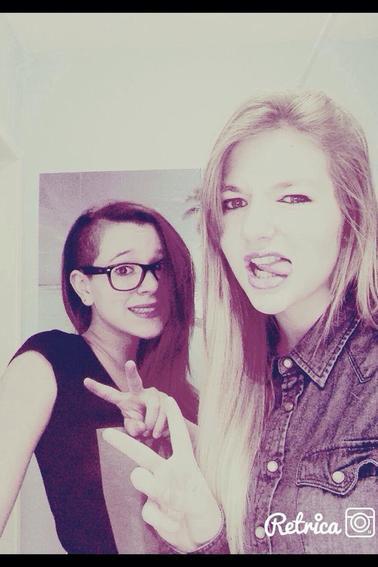 #Valentina <3 Ma petite soeur <3
