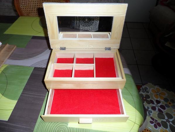boite à bijoux - vendue