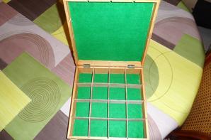 boite à tisane - vendue