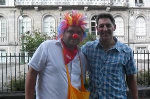 Myster Féria au Tour de France 2012 - Bagnères de Luchon (09)