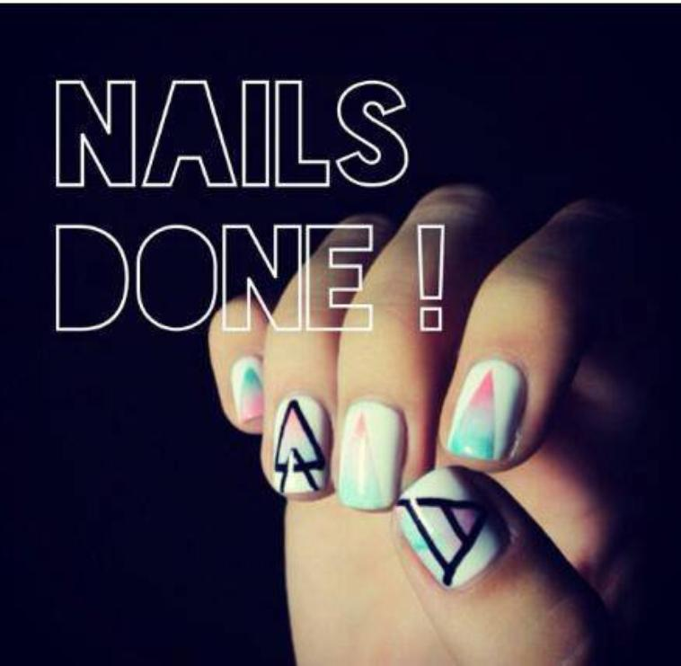 Une passion, le Nail Art ♥