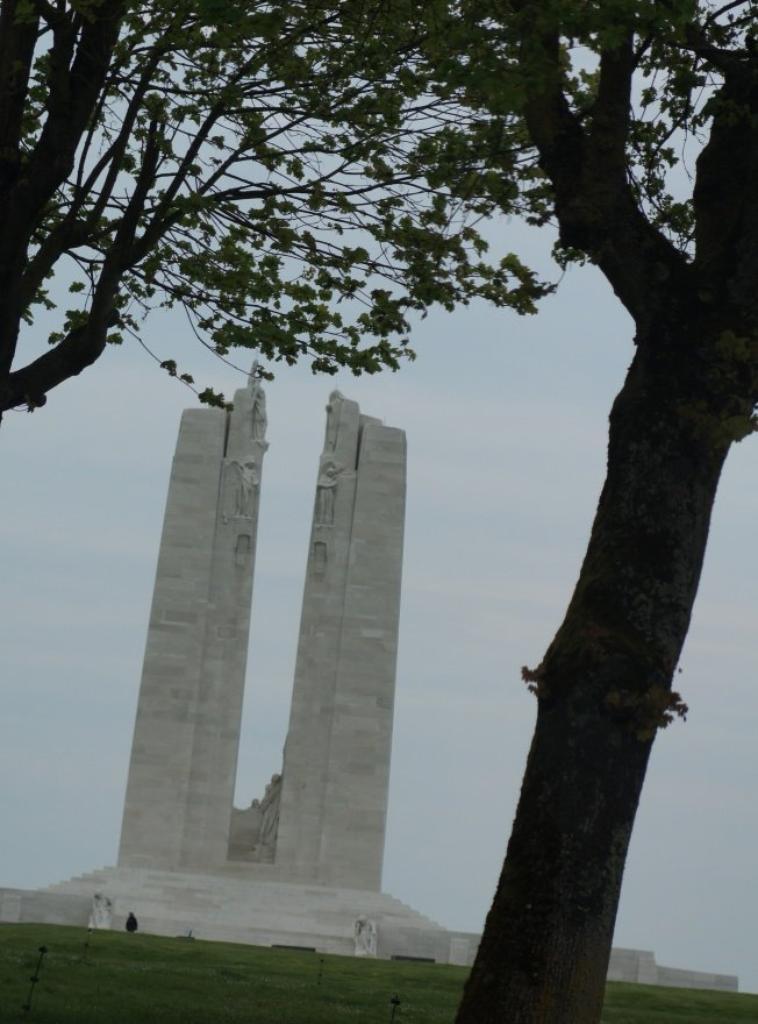 memorial canadian