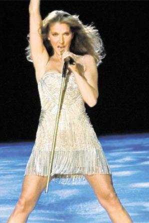Le Style de Céline Dion