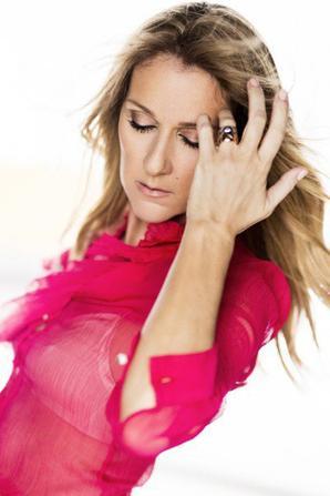 Céline Dion dans ELLE