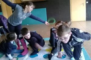 Cours des enfants du mercredi 8 fevrier
