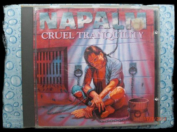 Napalm - Cruel Tranquility