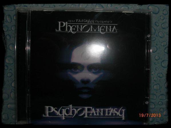 Phenomena - Psycho Fantasy