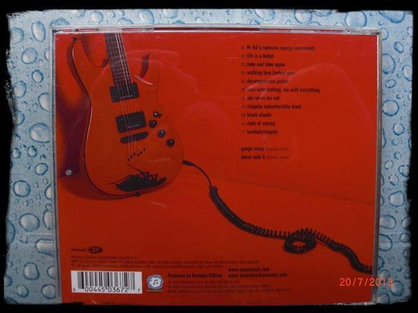 Papa Roach - Lovehatetragedy