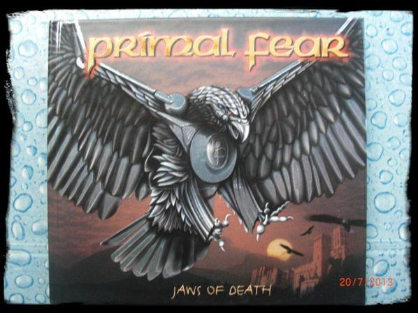Primal Fear - Jaws of Death / Digipack