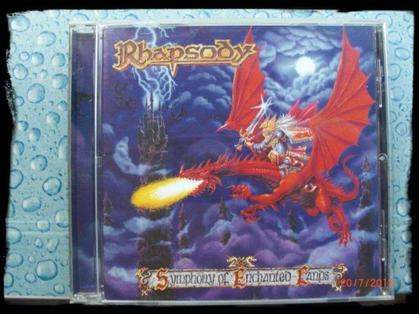 Rhapsody - Symphony of Enchanted - Lands