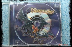 Rhapsody - Emerald Sword - Limited Edition Single Shape-CD