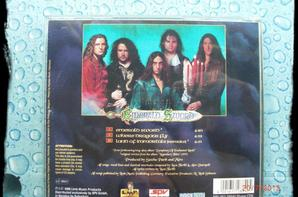 Rhapsody - Emerald Sword - Limited Edition Single Shape-CD