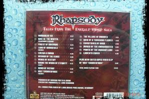 Rhapsody - Tales from the Emerald Sword Saga - Best of