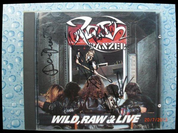 Rash Panzer, Wild, Raw & Live