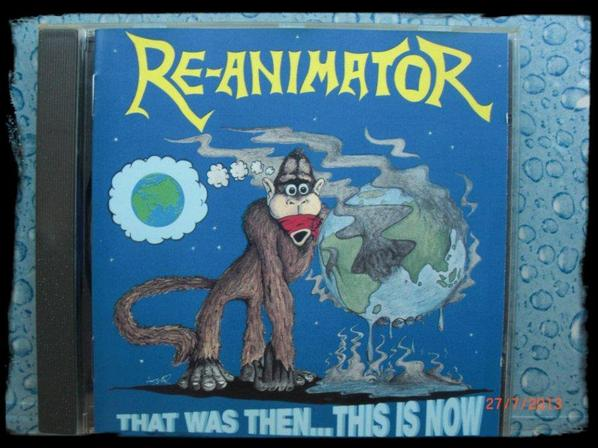 Re-Animator, That was Then .... This is now