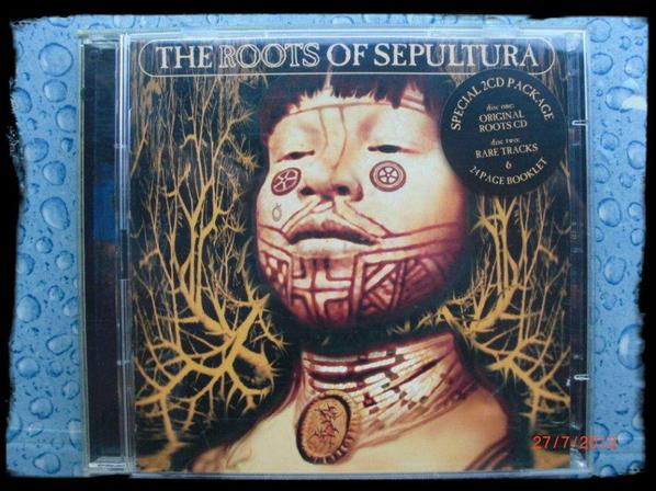 Sepultura - The Roots - 2CD + livret 24 page