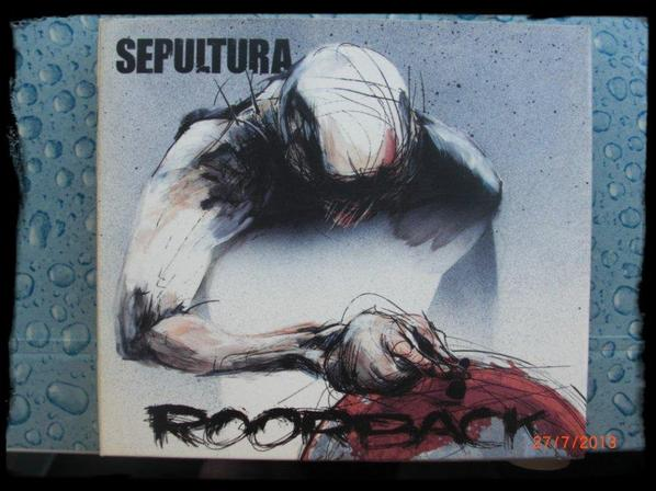 Sepultura - Roorback / Digipack 2CD