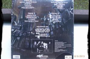 Halloween - Terrortory - 33 Tours, Double LP - Numéroté