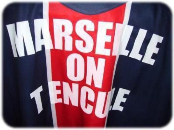 Marseille c'est de l'eau