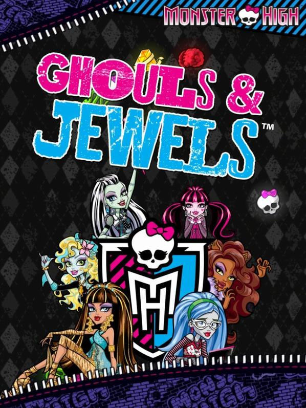 Ghouls & jewels