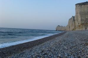 soiree a la peche au bord de l ocean immense :)