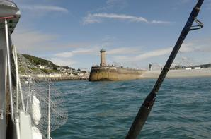 sortie en bateau cette apres midi