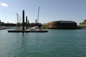 sortie en bateau hier apres midi