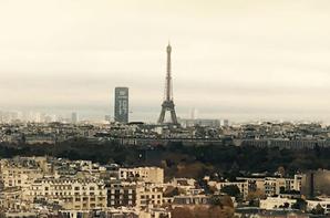 Arrivé a PARIS!!