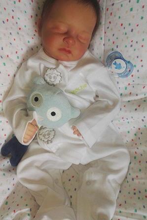 Nouveau Bébé Wyatt