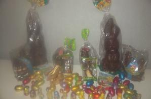 me chocolat trouvé