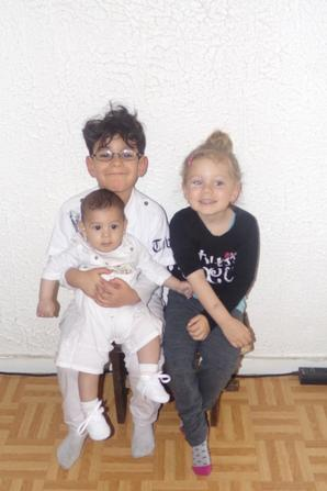 moi ilenzo shannon et sarah ma cousine