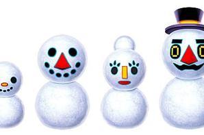 Les bonhomme de neige